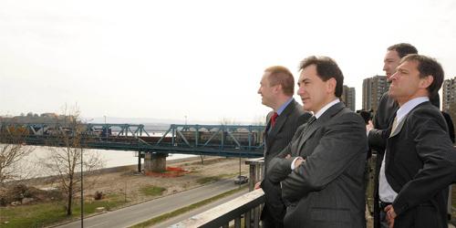 30 miliona evra za novi most u Novom Sadu
