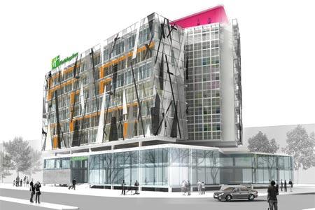 Holiday Inn stiže u Novi Sad za 11 miliona evra