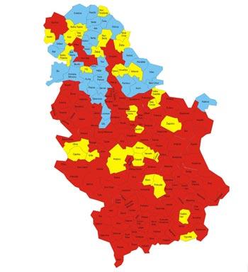 Stanje planske dokumentacije na teritoriji Srbije