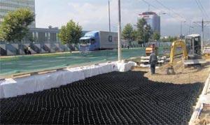 Vojna tehnologija za stabilizaciju tla