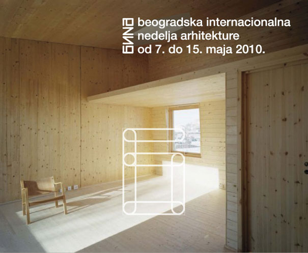5. BINA – Beogradska internacionalna nedelja arhitekture
