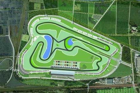 Autodrom Formule 1 u Staroj Pazovi