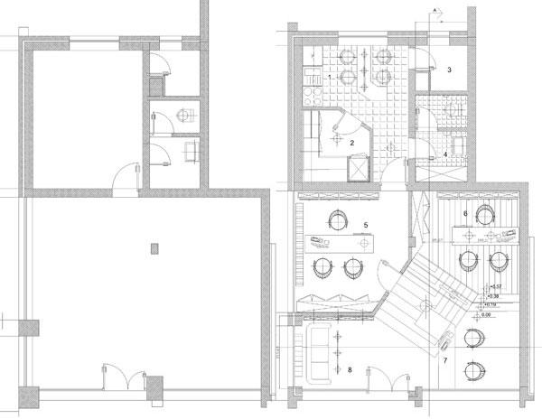 Rekonstrukcija poslovnog prostora u Pančevu