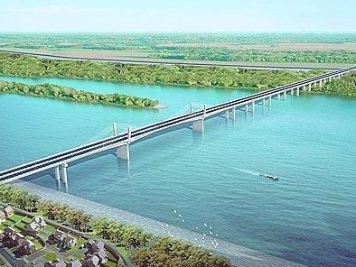 Most Zemun-Borča biće gotov 2013.