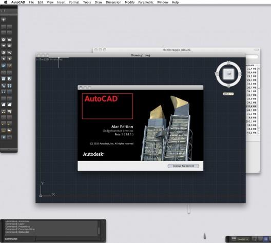 AutoCad stiže na Mac