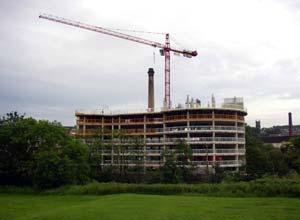 Aktivnost građevinske industrije 57% manja u poređenju sa 2009. godinom