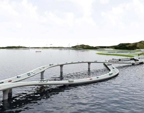 Mostovi u obliku ogrlice