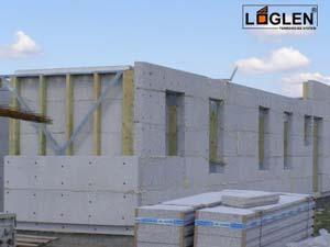 Gradnja niskoenergetskih objekata LOGLEN