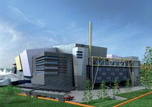 Gradnja energetski efikasnog šoping centra u Beogradu