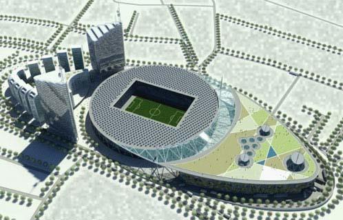 Novi stadion Crvene Zvezde