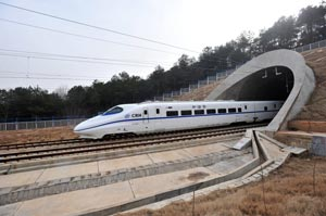 Kineski brzi vozovi ugrožavaju avionski prevoz