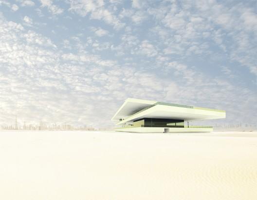 Dizajn nove džamije u Dubaiju