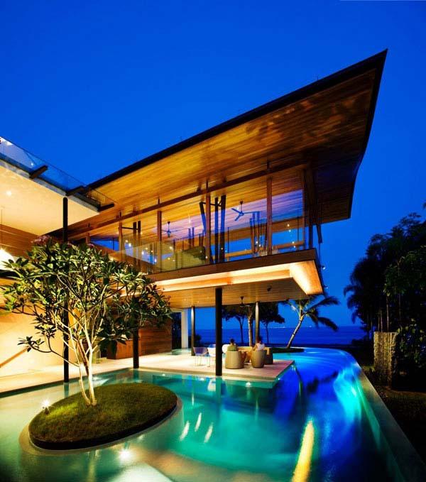 Egozotična rezidencija u Singapuru