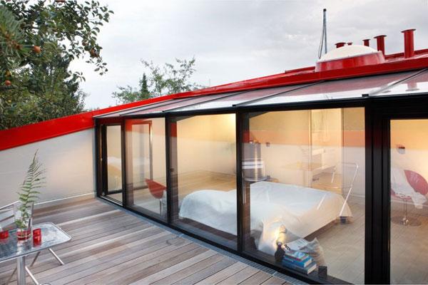 Mala kuća jednostavnog a pametnog dizajna