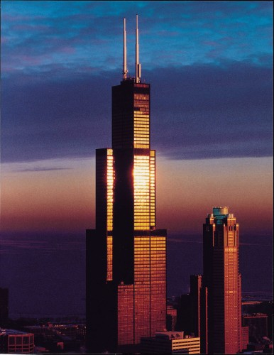 Najviše čelične zgrade na svetu