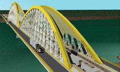 Objavljen tender za izgradnju novog Žeželjevog mosta