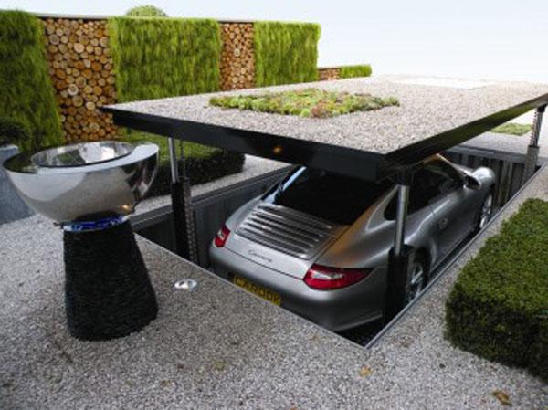 Hidraulične garaže koje štede prostor