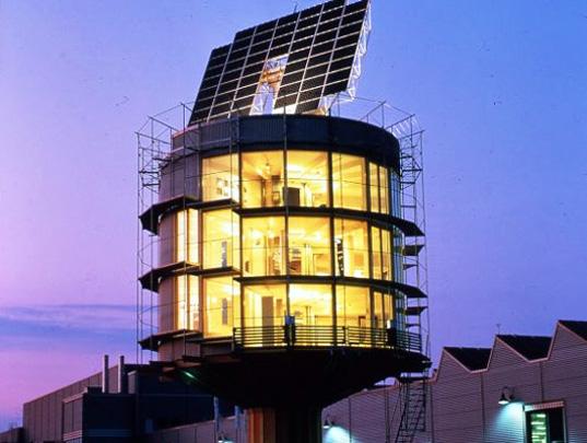Heliotrop: Zgrada koja generiše 5x više energije nego što troši