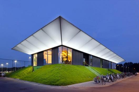 Sportski paviljon u Roterdamu