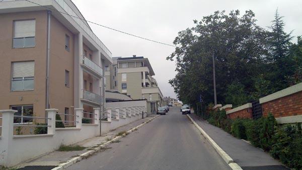 Kako izgleda ulica Slavka Ćuruvije u Beogradu