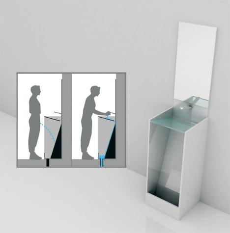 Operite ruke u pisoaru