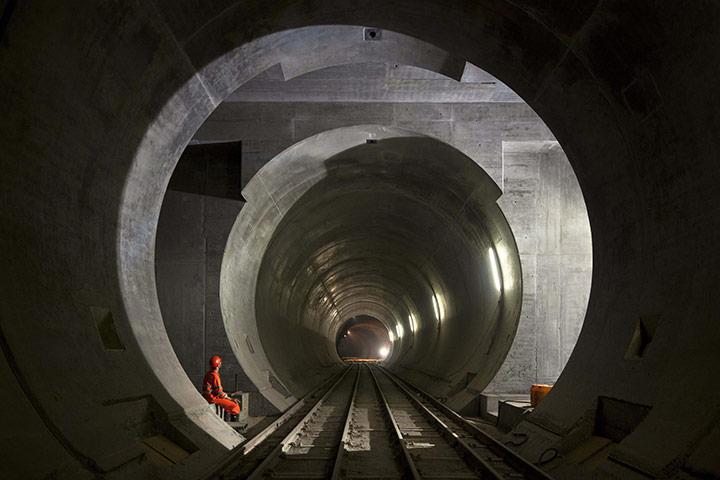 Probijen najduži tunel na svetu: Gotthard