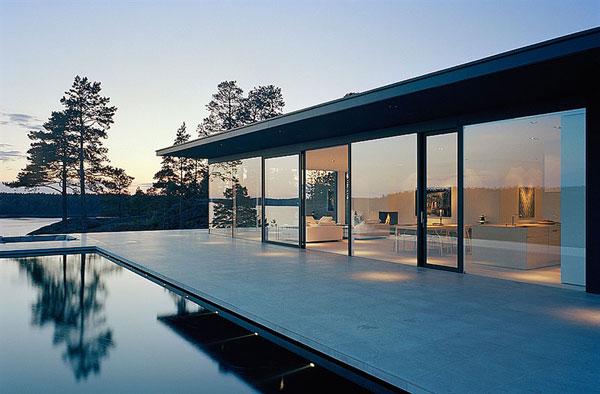 Izdvojena rezidencija sa prekrasnim pogledom