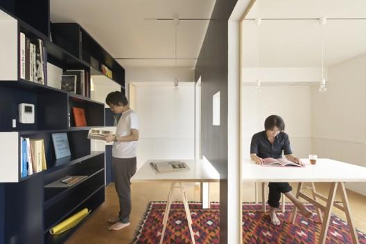 Kancelarija i stanovanje u istom prostoru