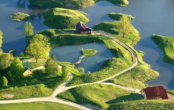 Amatciems: Nepoznati raj u Letoniji