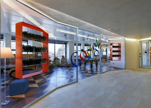 Kako izgleda Google kancelarija u Milanu