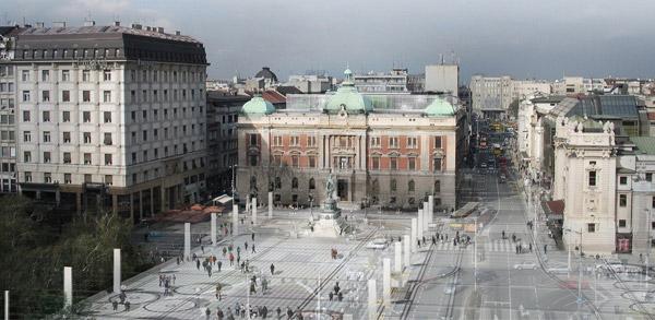 Rekonstrukcija Narodnog muzeja