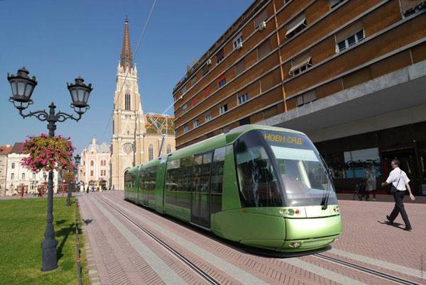 Vizija tramvaja u Novom Sadu