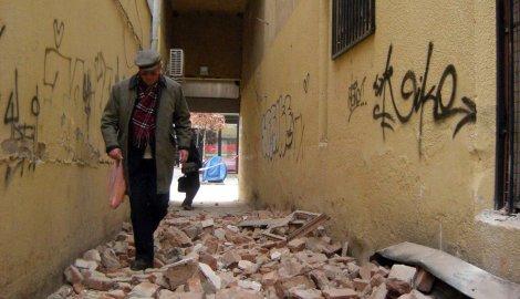 Istorija zemljotresa u Srbiji