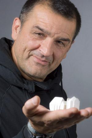 Goran Vojvodić predstavlja hotel Jugoslavija