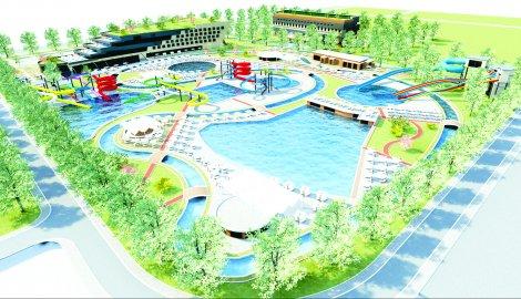 Gradi se akvapark u Batajnici