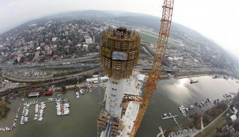Discovery snima emisiju o mostu preko Ade Ciganlije