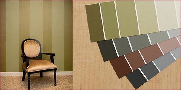 slike boja zidova Kako bojom vizuelno proširiti prostoriju – Gradnja slike boja zidova