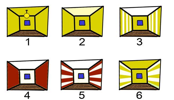 Kako bojom vizuelno proširiti prostoriju