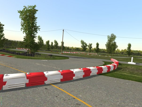 Karting staza i autodrom u Novom Sadu