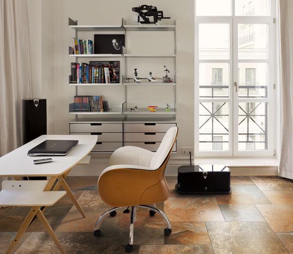Kako urediti radni prostor u stanu