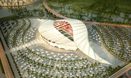 Svi stadioni SP u fudbalu 2022. u Kataru
