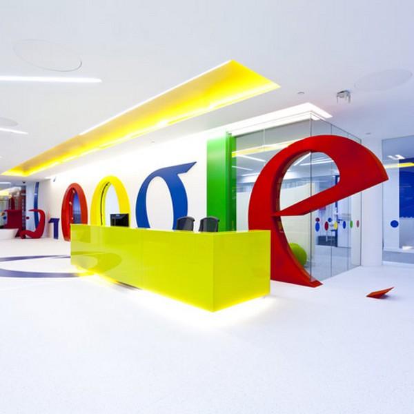Nove Google kancelarije u Londonu