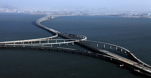 Most Qingdao Haiwan: Najduži most na svetu