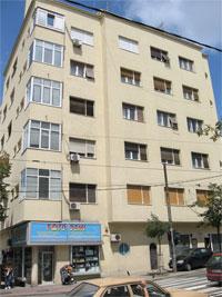 Elektronski kartoni zgrada u Beogradu