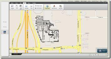 Koristite Google mape u AutoCAD-u