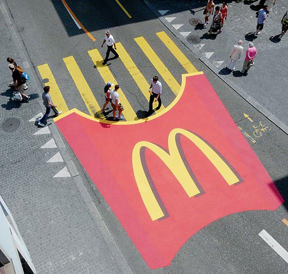 Kreativna rešenja pešačkih prelaza