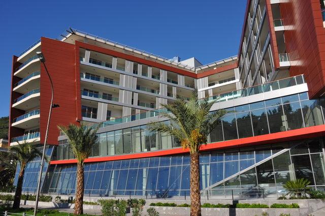 Kvadrat stana u TQ Plaza u Budvi 7.000 evra