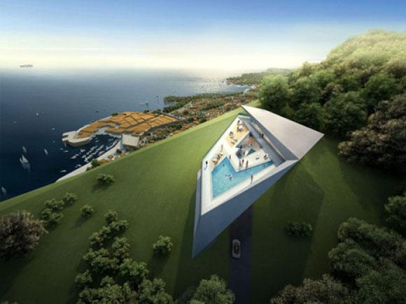 Dizajn Zahe Hadid za Dubrovnik