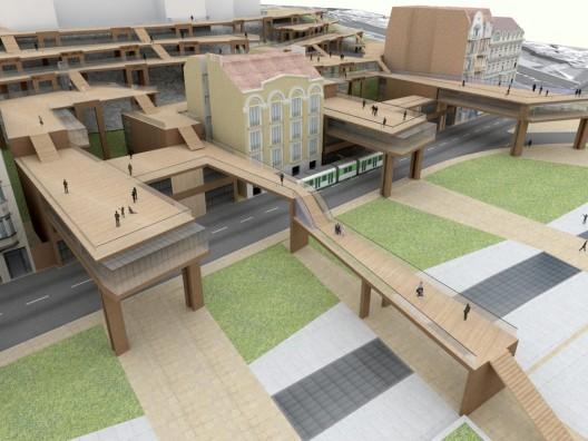 Kako će izgledati Beogradske terase