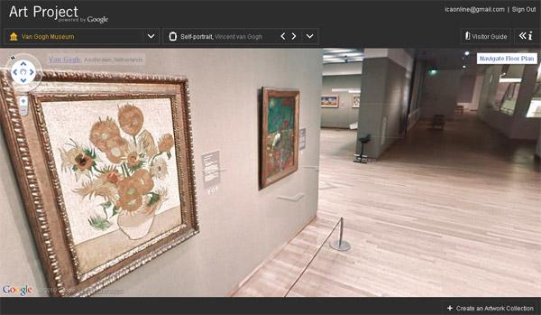 Google Art Project donosi remek-dela u naš dom